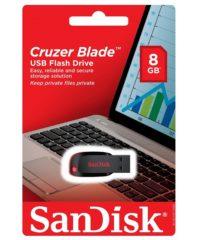 זיכרון נייד SanDisk 8GB USB