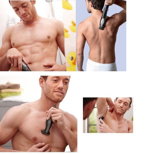 מכונת גילוח לגוף הגבר פיליפס PHILIPS BG2034