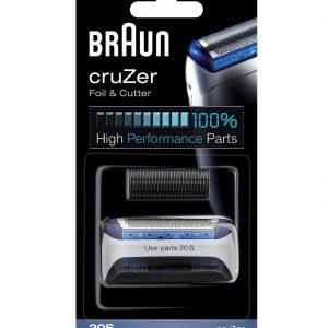 סכין ורשת למכונת גילוח cruZer 20S