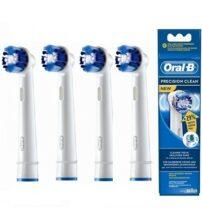 ראשים למברשת שיניים להחלפה 4 יחידות