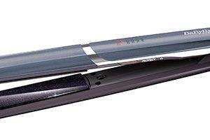 מחליק שיער בייביליס רטוב/יבש ציפוי יהלום ST387E
