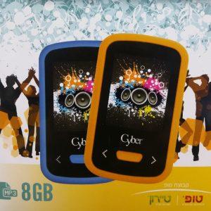 נגן mp3 בלוטוס 8GB טופ טכנולוגיות