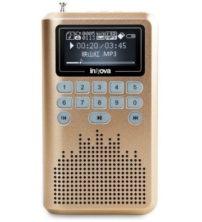 נגן מוזיקה MP3 רדיו דיגיטלי תחנות קבעות
