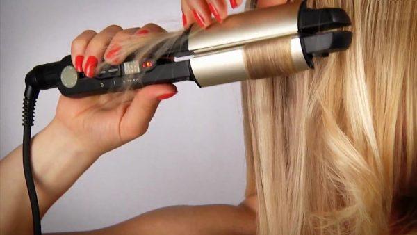 מסלסל ומחליק שיער בייביליס BABYLISS BAST70E