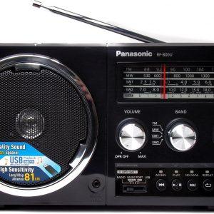 רדיו פנסוניק רב גלים עם USB