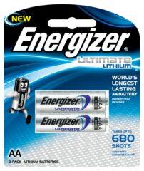 סוללות ליטיום  Energizer LITHIUM AA