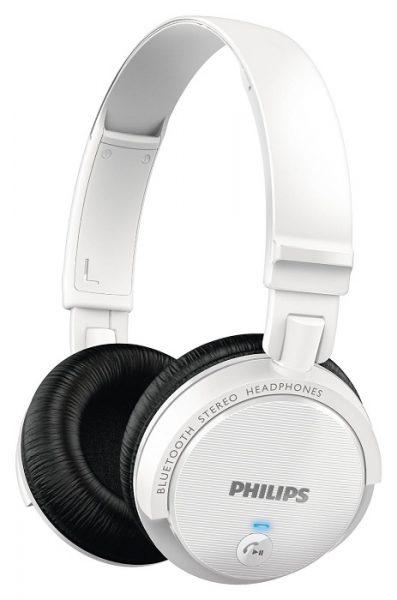 אוזניות פיליפס Bluetooth Philips SHB5500