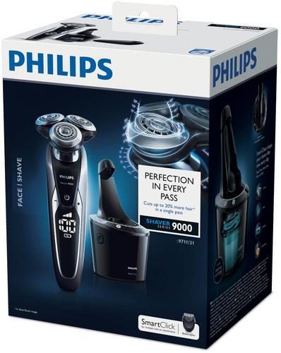 מכונת גילוח פיליפס החדשה PHILIPS S9711