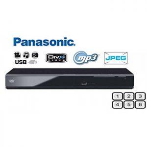 די וי די פנסוניק Panasonic DVD S500