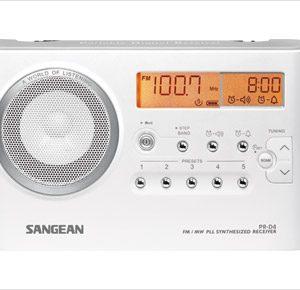 רדיו דיגיטלי סנג'ין SANGEAN PRD4