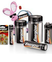 סוללות Energizer