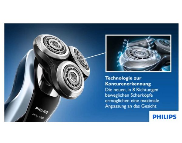 מכונת גילוח פיליפס Philips S9182