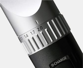 מכונת תספורת מקצועית מומלצת PANASONIC ER1512