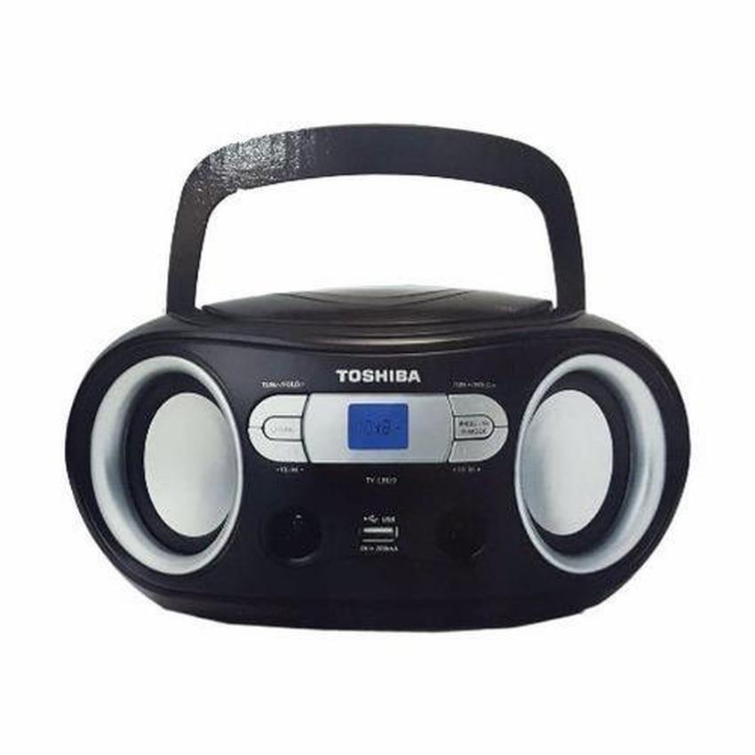 רדיו דיסק MP3 עם USB טושיבה