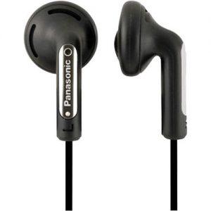 אוזניות חוטיות זולות וטובות פנסוניק PANASONIC