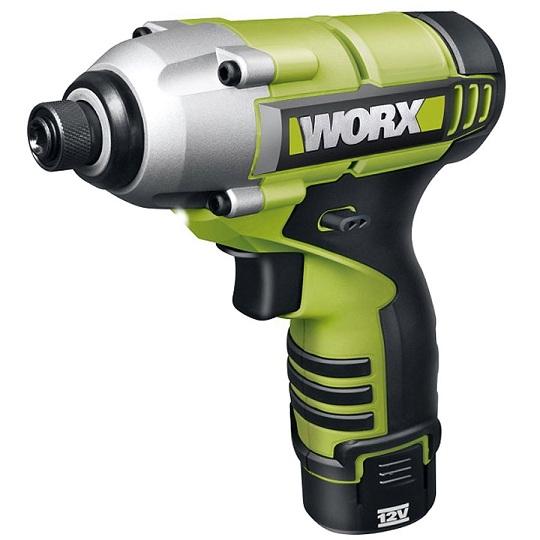 מברגת אימפקט נטענת 12v של WORX דגם WU280