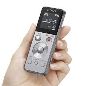 מכשיר הקלטה דיגיטלי סוני Sony ICD-UX543