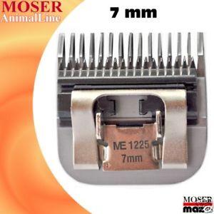 להבים למכונת תספורת מוזר 7MM 5F MOSER MAX45