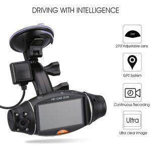 מצלמה לרכב Que CMQ2