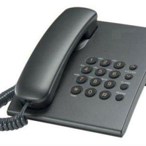 טלפון שולחני פנסוניק PANASONIC KX-TS500