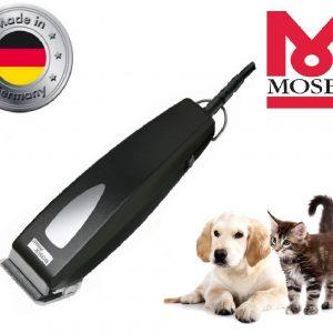 מכונת תספורת לכלבים מוזר רקס 1230 לבעלי חיים Moser