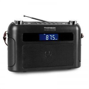 רדיו דיגיטלי עם תחנות קבועות