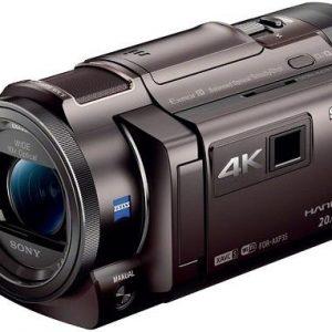 מצלמת וידאו סוני מקצועית Sony FDR-AXP35