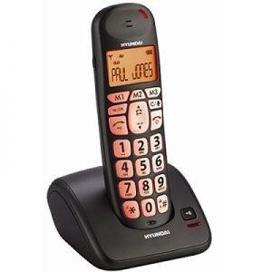 טלפון אלחוטי לכבדי שמיעה