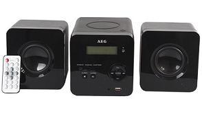 מערכת מיקרו AEG DVD4621
