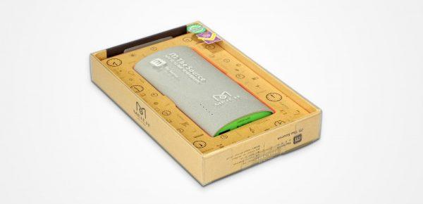 סוללת גיבוי מומלצת לטאבלט / לסלולרי 10400mAh
