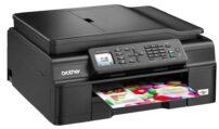 מדפסת צבעונית משולבת Brother MFC-J470DW