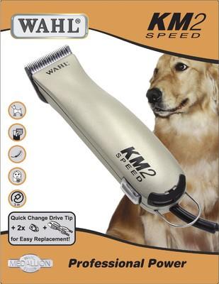 מפוארת מכונת תספורת לכלבים | מכונת תספורת מקצועית לבעלי חיים | WAHL 1247 PJ-52