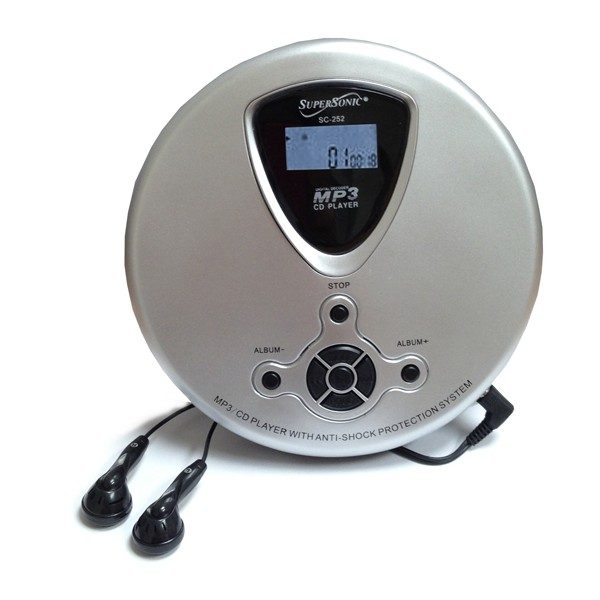 דיסקמן MP3