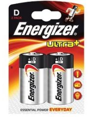 סוללה Energizer D