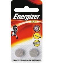 סוללות Energizer A76 LR44