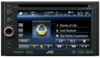 רדיו דיסק JVC KW-AV60 DVD
