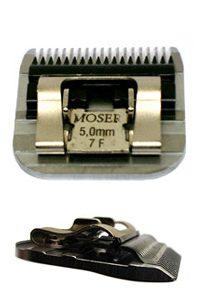 סכין למכונת תספורת  MOSER 5MM 7F