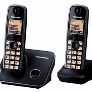 טלפון אלחוטי פנסוניק Panasonic KXTG6712