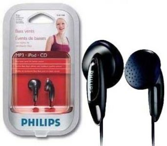 אוזניה פיליפס PHILIPS SHE1360