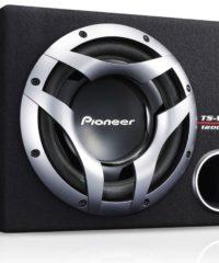 סאב וופר +תיבת מקורית פיוניר Pioneer TS-WX303