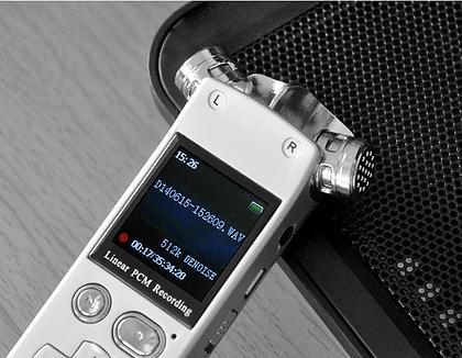 מכשיר הקלטה מקצועי SOUNDER
