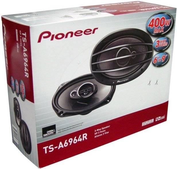 רמקול פיוניר  PIONEER TS-A6964S