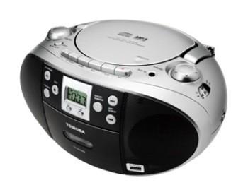 מערכת שמע ניידת TOSHIBA TYCKU300D
