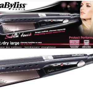 מחליק שיער קרמי בייביליס  BABYLISS ST229E