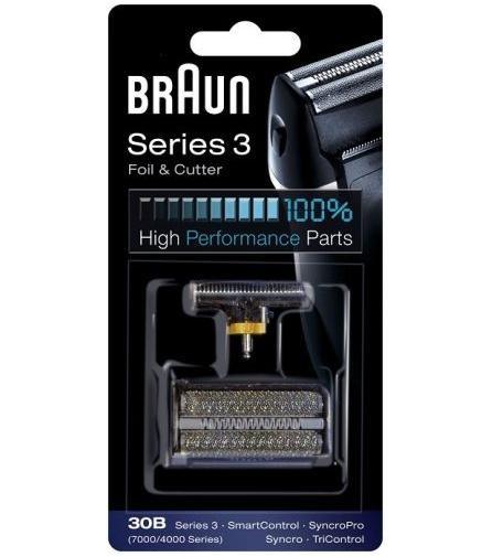 סכין למכונת גילוח בראון BRAUN 30B