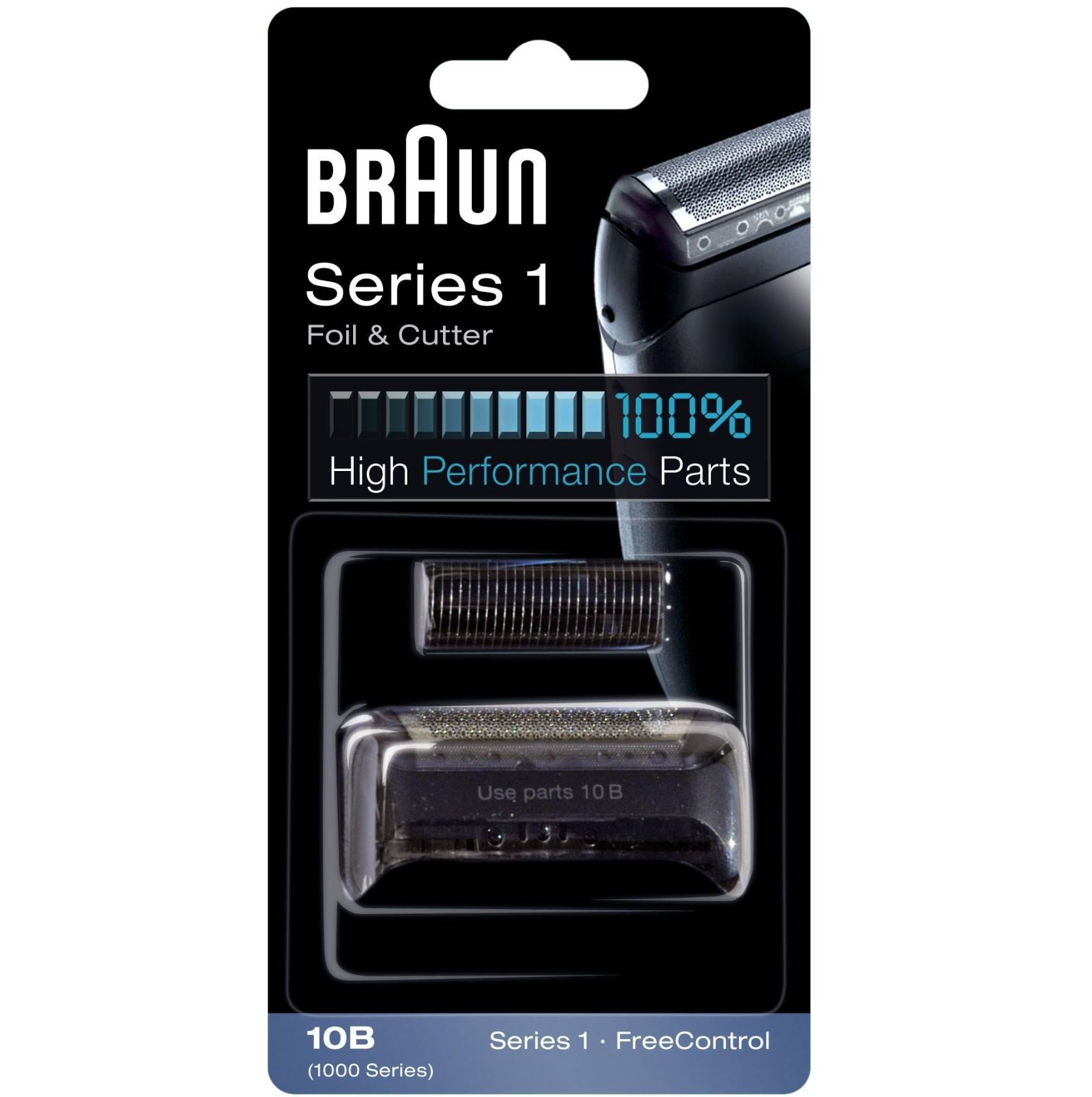 סכין למכונת גילוח בראון BRAUN 10B