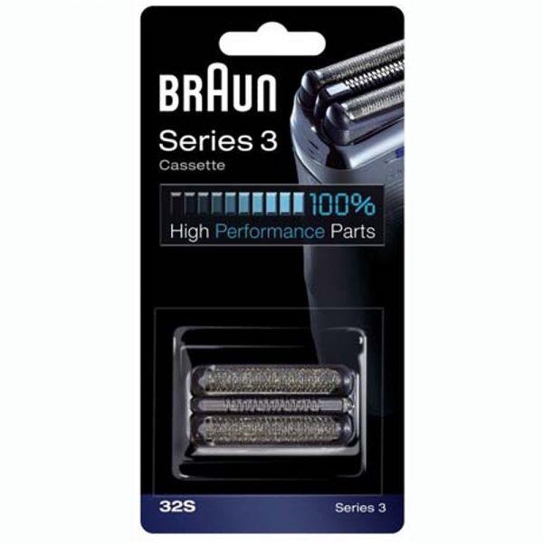 סכין ורשת למכונת גילוח בראון BRAUN 32S