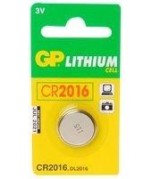 סוללה GP CR2016