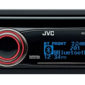 רדיו דיסק JVC KDR820BT USB BLUETOOTH