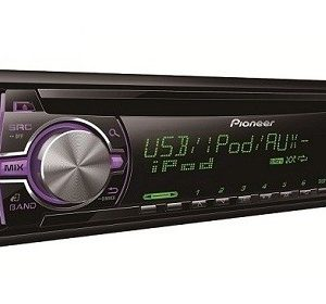 רדיו דיסק פיוניר החדש PIONEER DEH-X3550UI